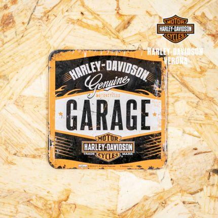 Harley-Davidson® ''GARAGE'' COASTER