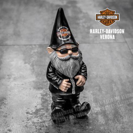 Gnomo da Giardino Harley-Davidson®