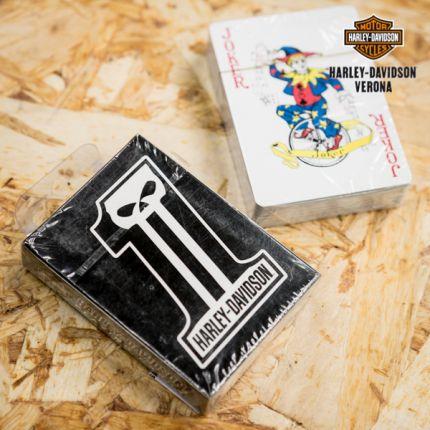 Harley-Davidson® Dark Custom™ carte da gioco