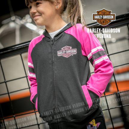 Felpa Harley-Davidson® da bimba