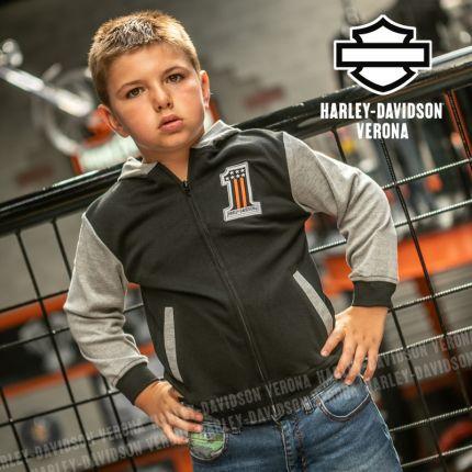 Felpa Bambino Harley-Davidson® #1