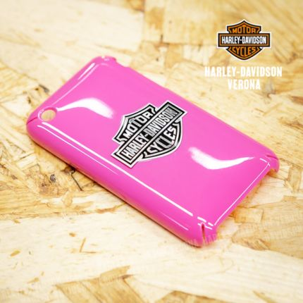 Cover IPhone  3G/3GS - Pink Aluminum