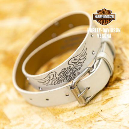 Cintura Harley-Davidson® Beige