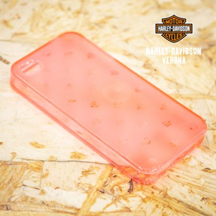 Cover Silicone per IPHONE 4 - REPEAT B&S, GLOSS PINK