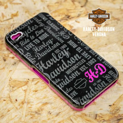 Cover HD® SHELL-IPHONE 4/4S SCRIPT LOGO PAT