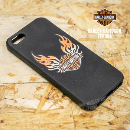 Cover Harley-Davidson® - IPHONE 5 - B&S