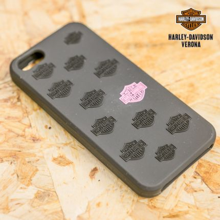 Cover Harley-Davidson®  Iphone 5 pink