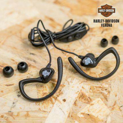 Cuffiette Harley-Davidson® precurvate Waterproof