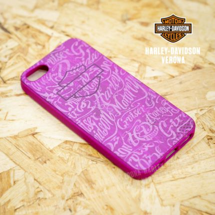 Cover IPhone  5/5S PINK Harley-Davidson®