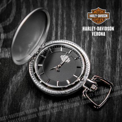 Orologio Harley-Davidson® Pocket Traditional by Bulova