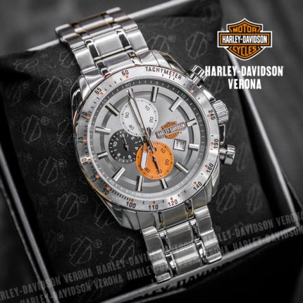 Orologio Harley-Davidson® 12 Hour Cronograph