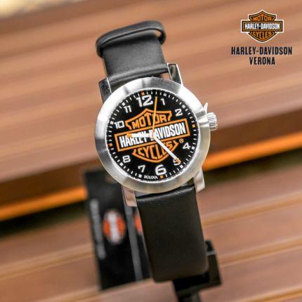 Orologio Harley-Davidson® B&S blk