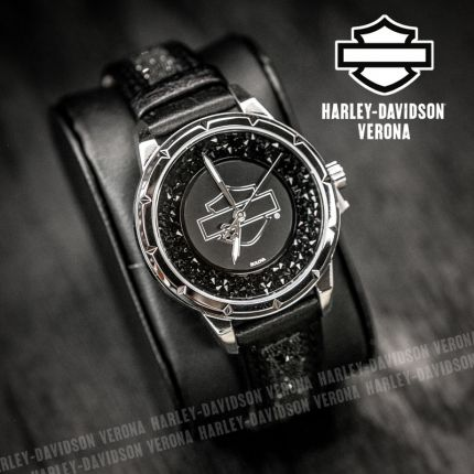 Orologio Harley-Davidson® Swarosky by Bulova