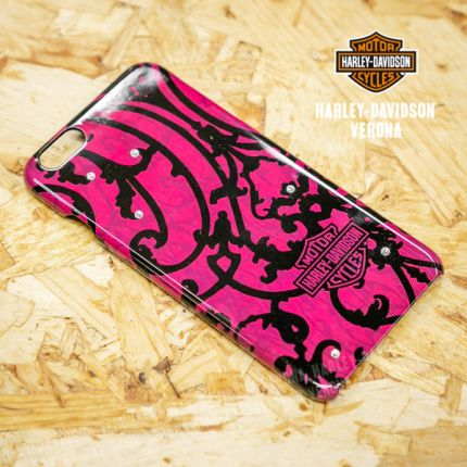 Cover IPhone 6 PLUS Harley-Davidson®  RHINESTONE