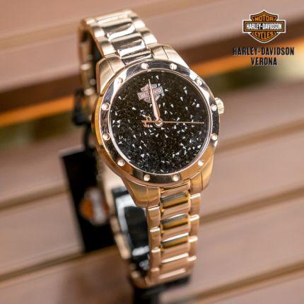 Orologio Harley-Davidson® Crystal Rock Sparkles Swarovski®
