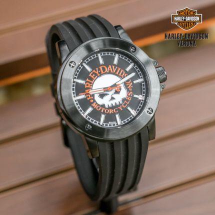 Orologio Harley-Davidson® Willie G. Skull