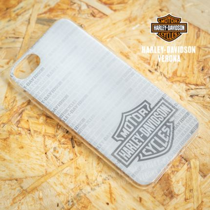 Cover Iphone 7 e 8 Harley-Davidson® con logo in 3D