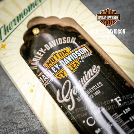 Termometro Harley-Davidson® Genuine Logo