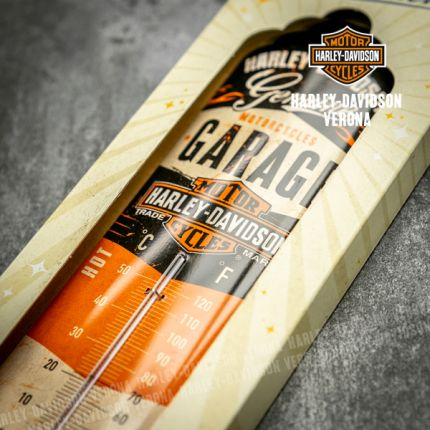 Termometro Harley-Davidson® Garage