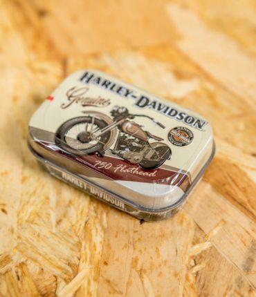 Caramelle Scatola latta Harley-Davidson® Flathead