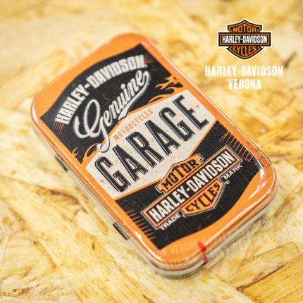 Scatoline Mentine Harley-Davidson® Garage