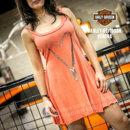 Abito  Harley-Davidson® color Arancio