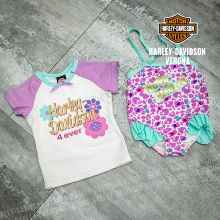 Set bambina Harley-Davidson® Swim