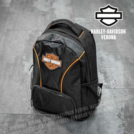Zainetto Harley-Davidson® Logo Black