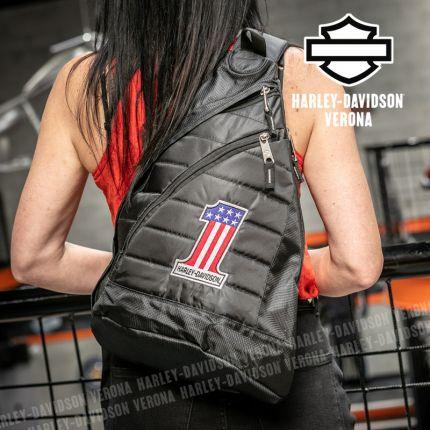 Zaino Harley-Davidson® Quilted Travel Number 1