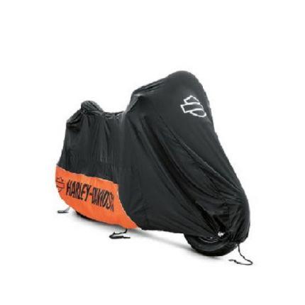 Telo Copri Moto Harley-Davidson® modello Premium per VRSC, XG, XL, XR, Dyna e Softail