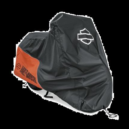 Telo copri moto Harley-Davidson® Street e Sportster® per interno/esterno