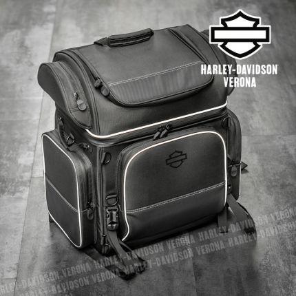 Borsa Touring Collezione Bagagli Onyx Premium Harley-Davidson®