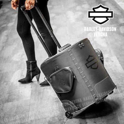 Borsa con ruote per sedile posteriore collezione bagagli Onyx Premium