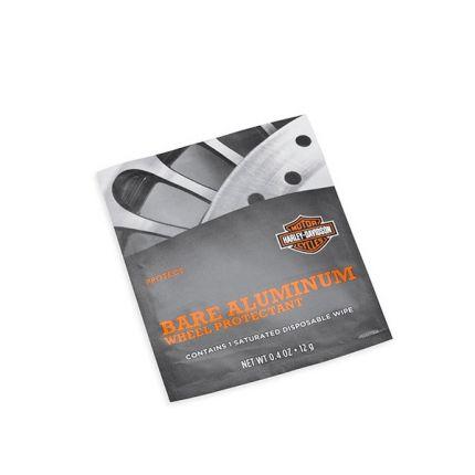 Bare Aluminum wheel Protectant - Individual Wipes