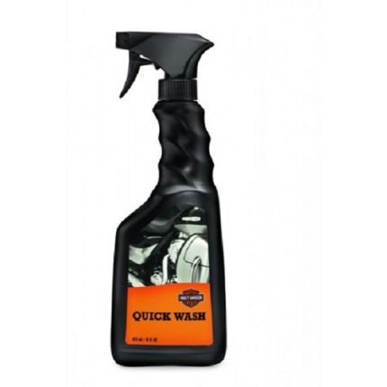 Quick Wash Lavaggio rapido Harley-Davidson®