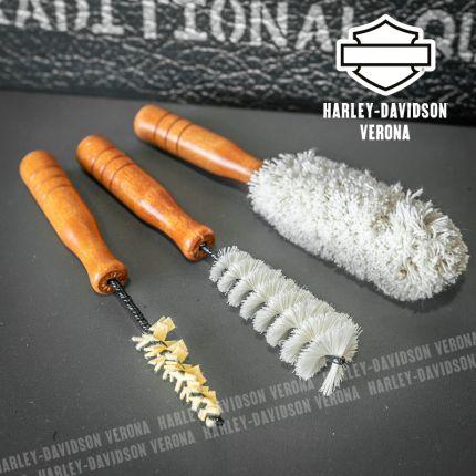 Kit spazzole per pulizia Harley-Davidson®
