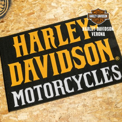 Tappeto Harley-Davidson® Rev-Up Tufted