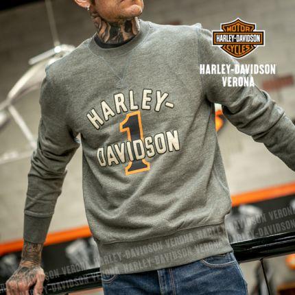 Felpa da Uomo Harley-Davidson® # 1 Racing