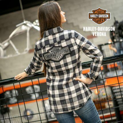 Camicia Harley-Davidson® Studded Logo