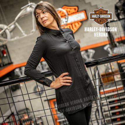 Camicia Harley-Davidson® Tunic Stretch