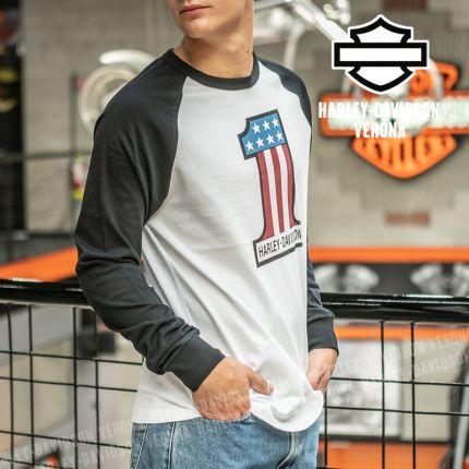 Maglia Harley-Davidson® #1 Raglan