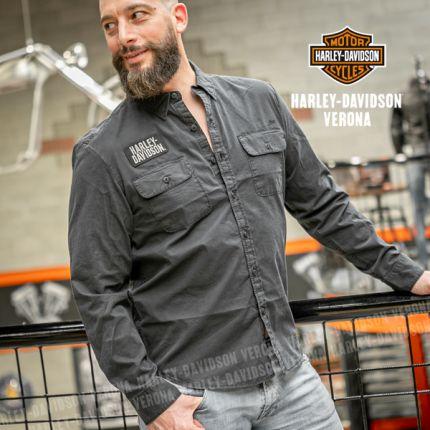 Camicia Harley-Davidson® Motorcycle