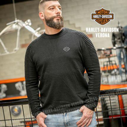 Maglioncino Harley-Davidson® Sleeve Detail