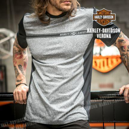 T-shirt Harley-Davidson® Cheststripe