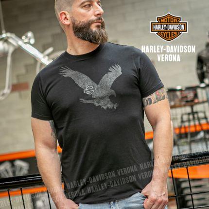 T-Shirt Harley-Davidson® High Density Eagle