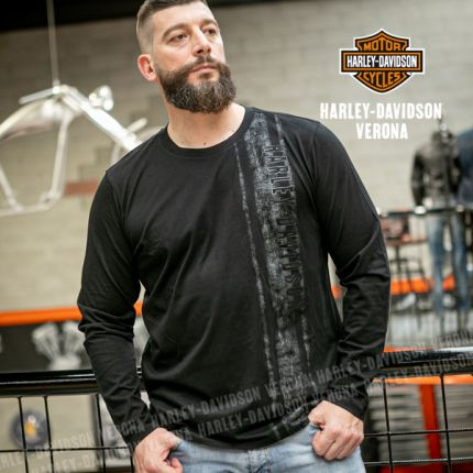 Maglia Harley-Davidson® Vertical Stripe