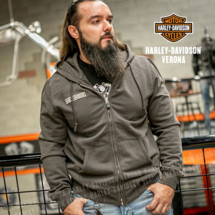 Felpa Harley-Davidson® Distress- Print