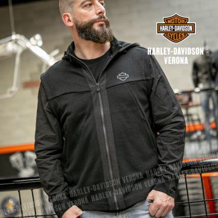 Felpa Harley-Davidson® 3 in 1 Double Weave