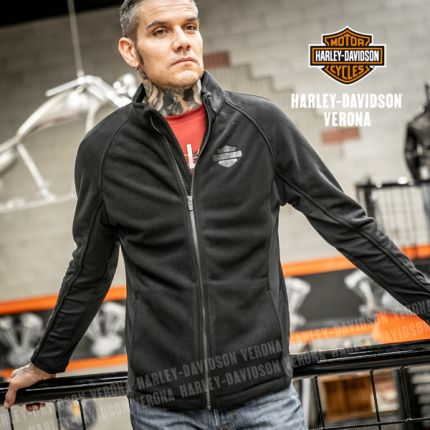 Felpa Giacca Harley-Davidson® Circle Logo