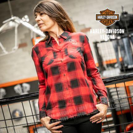Camicia Harley-Davidson® World Famous
